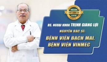 Bs Trịnh Giang Lợi